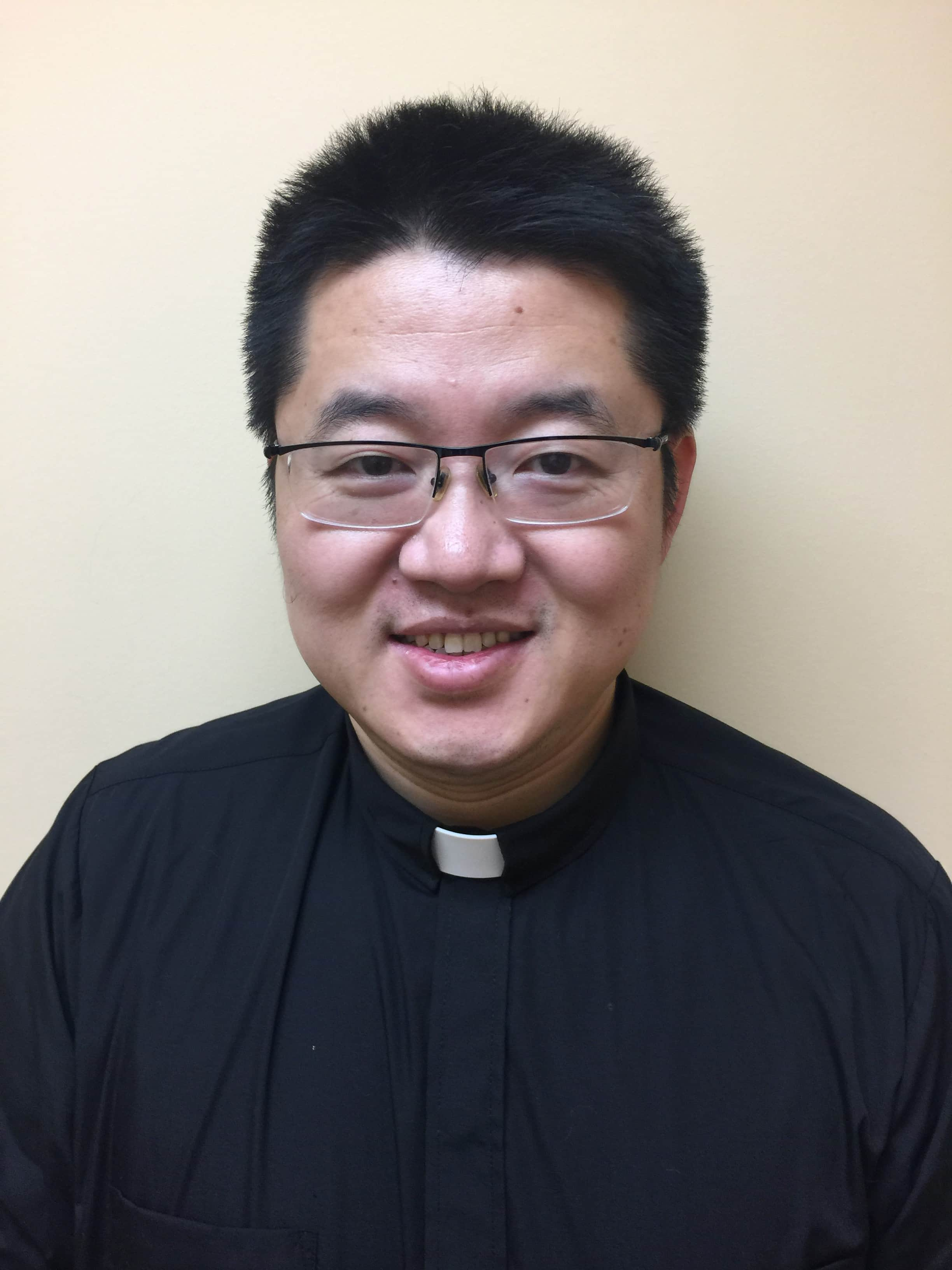 The Rev. Garfield Wu
