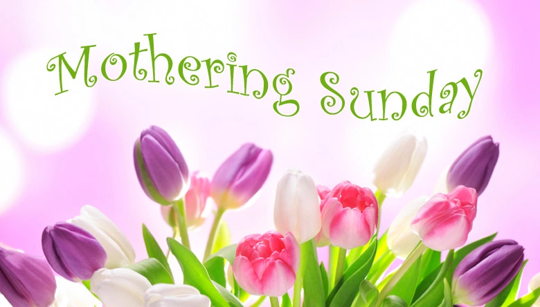 Mothering Sunday Flowers