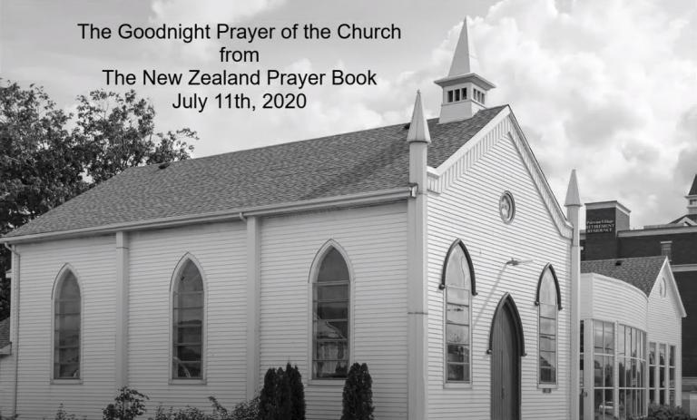 St. Luke's Online Evening Prayer